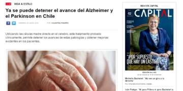 Centro RECELL – Ya se puede detener el avance de Alzheimer y el Parkinson en Chile