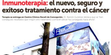 LaDiscusión.cl – Inmunoterapia: el nuevo, seguro y exitoso tratamiento contra el cáncer